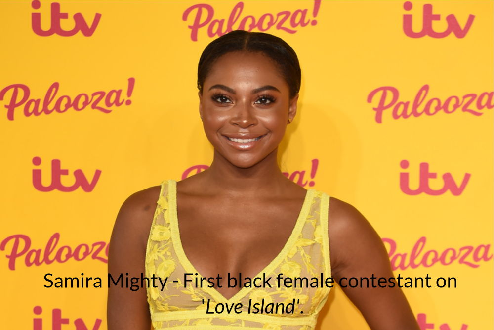 black female