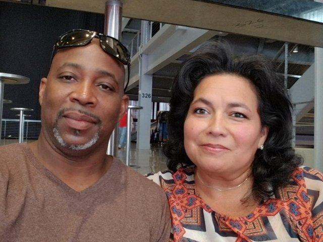 Interracial Couple Lydia & Gordon - Dallas, Texas, United States